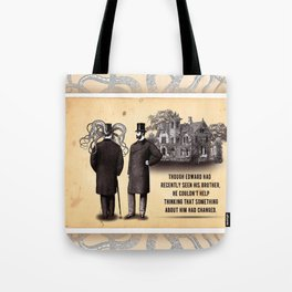 Cthulhu Pathos Tote Bag