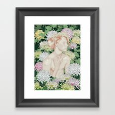 The Way You Make Me Feel Framed Art Print