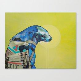 Wayward Otter Canvas Print