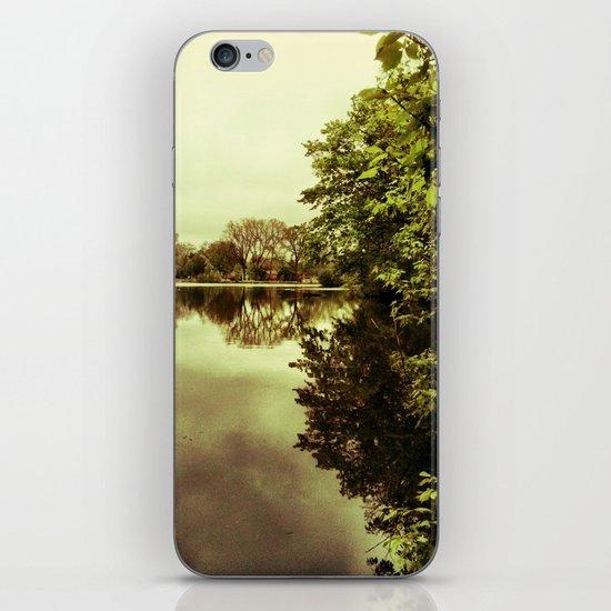 World Beneath  iPhone & iPod Skin