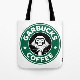 Garbucks Coffee: Goliath Tote Bag