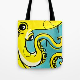 The Octopus Tote Bag