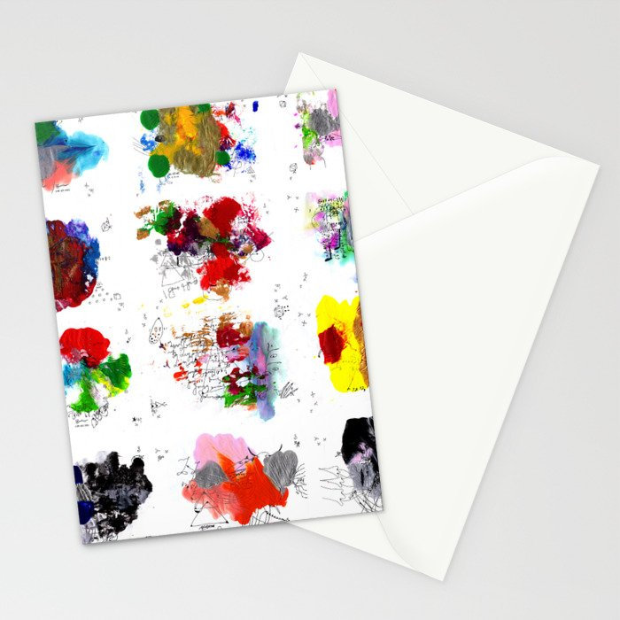 12 daily rituals Stationery Cards
