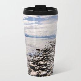 Lake Te Anau Metal Travel Mug