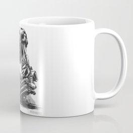 Tractor Pulling Coffee Mug