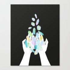 crystal gift Canvas Print