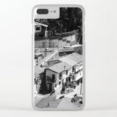 Rocca di Papa Clear iPhone Case