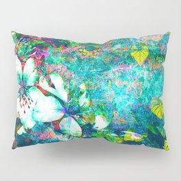 Bright Stone Garden Pillow Sham