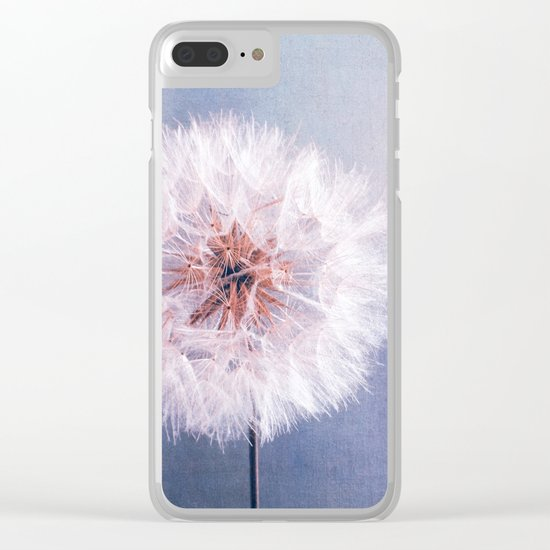poetry Clear iPhone Case
