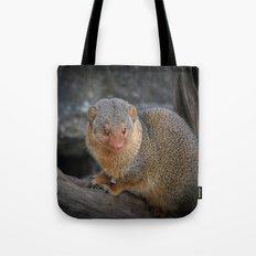 Manguste Tote Bag