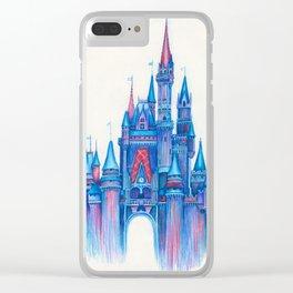 Magic in the Air Clear iPhone Case