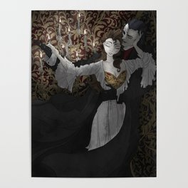 Music of the Night Poster