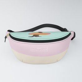 SURFING OTTER Fanny Pack