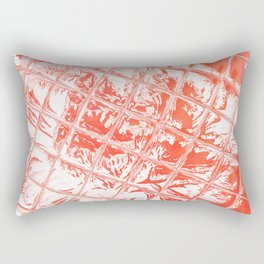 Fire Garden Reflections Rectangular Pillow