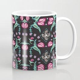 Flowers and Flytraps Coffee Mug
