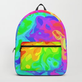 Chromatic figures Backpack
