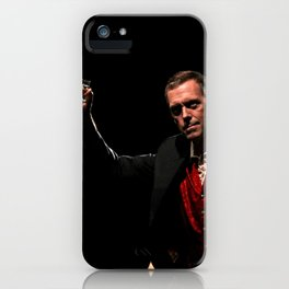 Hugh Laurie - II iPhone Case