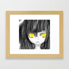 Wampire Framed Art Print