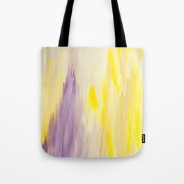 Radiant Abstract Tote Bag