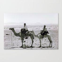 Travellers Canvas Print