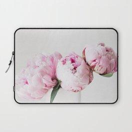 Peonies in a Vase Laptop Sleeve