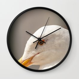 In Deep Thought Wall Clock