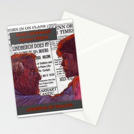 Absence of Malice Stationery Cards