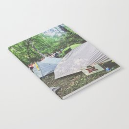 Tent City • Appalachian Trail Notebook