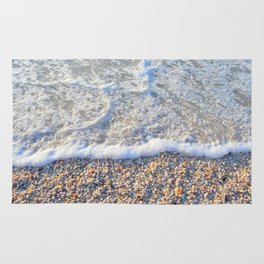 Seashells by the Seashore Rug