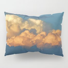 Sun Drenched Storm Pillow Sham