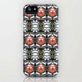 WereWolf 02 Pattern iPhone Case
