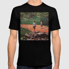 Rencontre au parc T-shirt