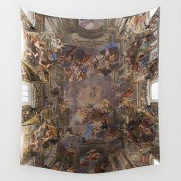 Sant'Ignazio Church, Rome Wall Tapestry