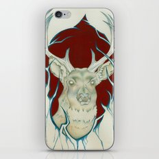 Caged Grief iPhone & iPod Skin