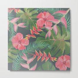 Tropicalia I Metal Print