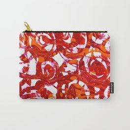 orange fusion Carry-All Pouch