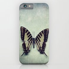 Vintage Butterfly 5 Slim Case iPhone 6s