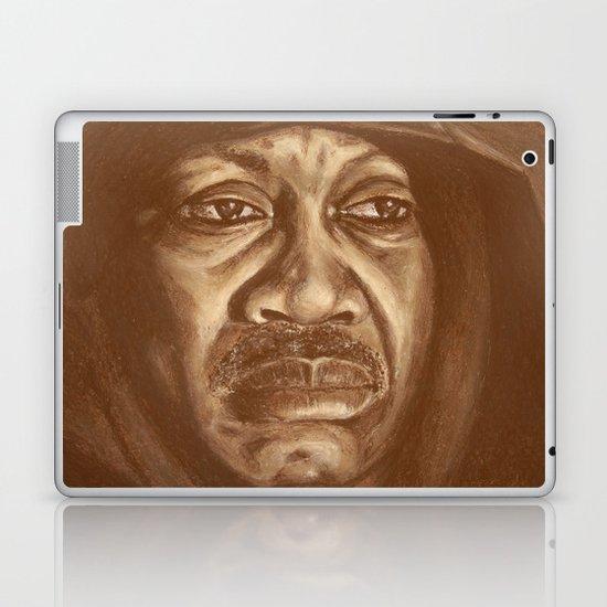 round 2...joe frazier Laptop & iPad Skin