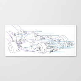 Toro Rosso STR11 Canvas Print