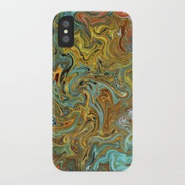 All that is gold does not glitter iPhone Case