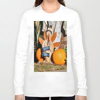turkey Long Sleeve T-shirts featuring Turkey Timer by IowaShots