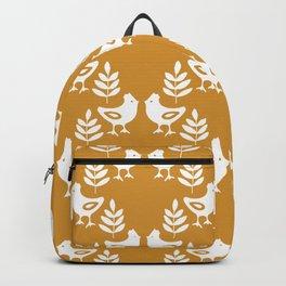 SCANDINAVIAN BIRDS Backpack