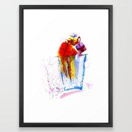 Beautiful gift Framed Art Print