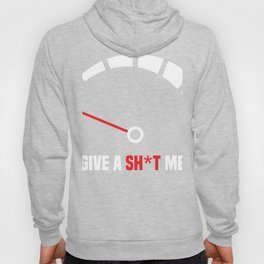 My Give A Shit Meter Automotive Race Car Sports Team Auto Racing Car Racetrack T-shirt Design Hoody