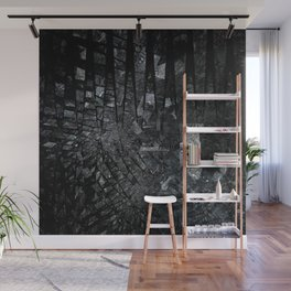 Broken Mirror Wall Mural