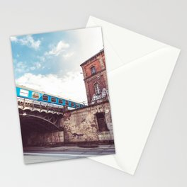 Old Abandoned Building Stationery Cards