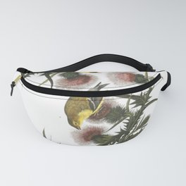 Goldfinch And Thistle Fanny Pack