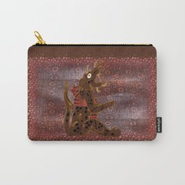 The Leopard Men Carry-All Pouch