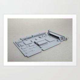 Adaptor Art Print