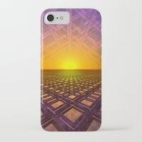 stargate iPhone & iPod Cases featuring Stargate by Phil Perkins